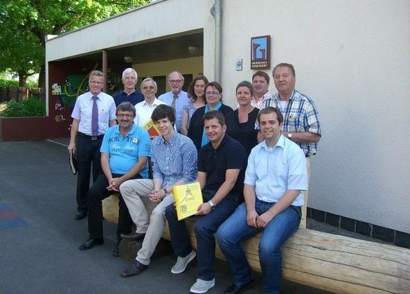 Besuch Grundschule Kerbersdorf