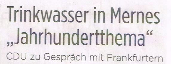 """Bericht aus den """"Kinzigtal Nachrichten"""" vom 30.4.2014"""
