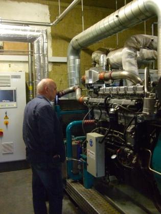 Besichtigung Biogasanlage 6