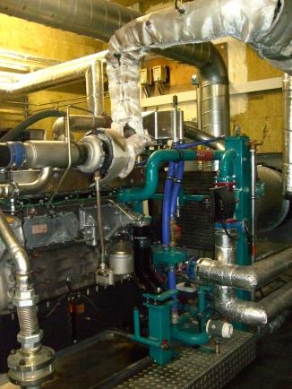 Besichtigung Biogasanlage 7