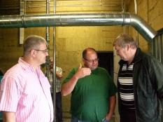 Besichtigung Biogasanlage 8