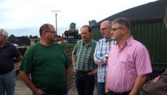 Besichtigung Biogasanlage 9