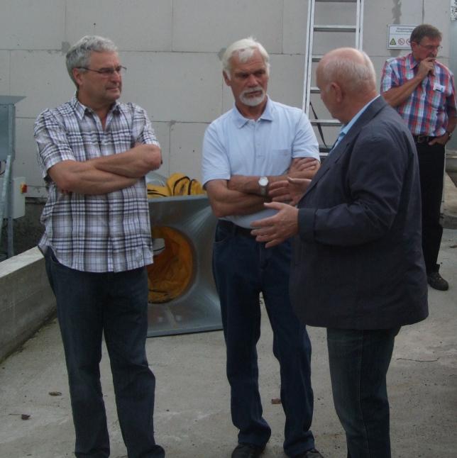 Besichtigung Biogasanlage 10