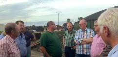 Besichtigung Biogasanlage 11