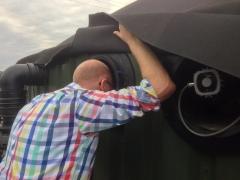 Besichtigung Biogasanlage 15