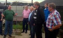 Besichtigung Biogasanlage 17