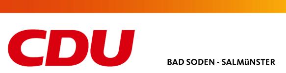 CDU Bad Soden - Salmünster