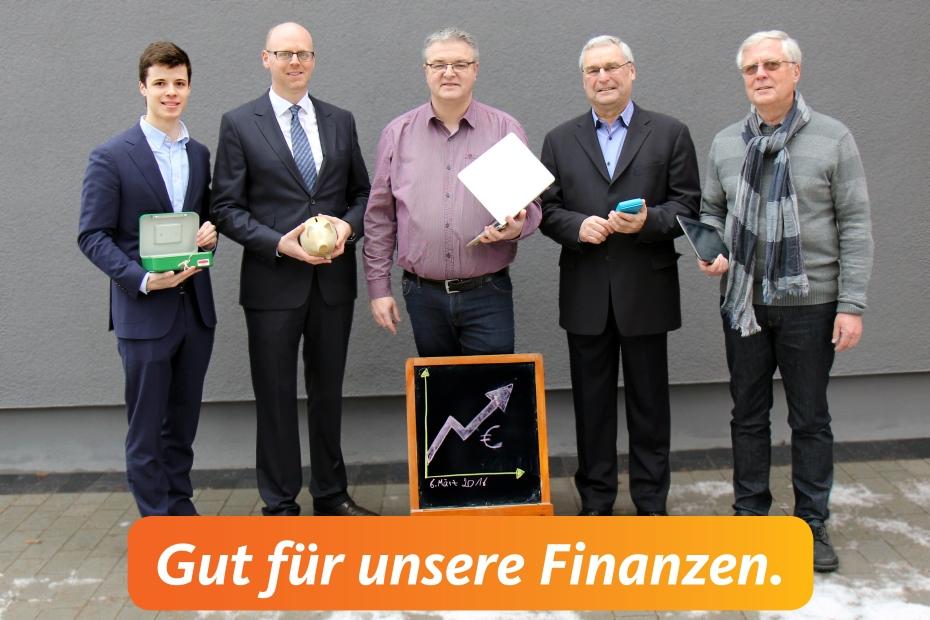 2016-02-06 Foto Gut für unsere Finanzen mit Box